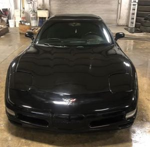 2002 Chevy corvette for Sale in Augusta, GA