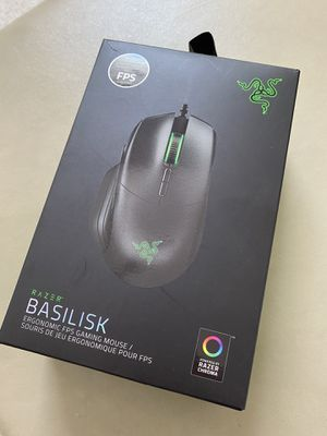 Razer Basilisk Gaming Mouse for Sale in Ocala, FL