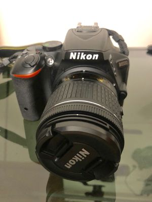 Nikon D5500 Professional DLSR Camera Bundle for Sale in Marysville, OH