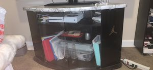 55 inch tv stand for Sale in Germantown, MD