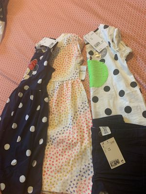 GIRLS 4-6 & 5T 20$ for Sale in Suisun City, CA