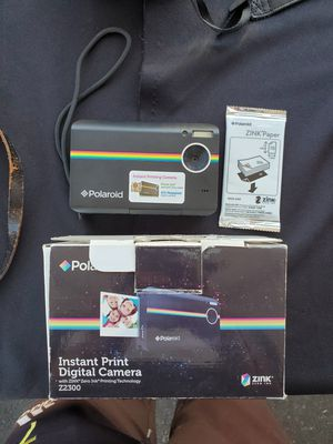 Polaroid Instant Print Digital Camera for Sale in Huntington Beach, CA
