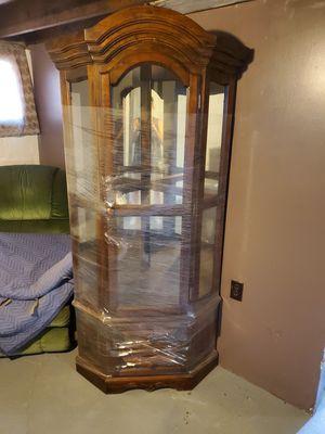 Corner cabinet for Sale in Peoria, IL