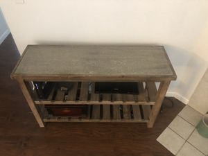 TV/Console Table for Sale in Portland, OR