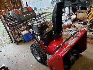"Craftsman 26"" 7.25hp electric start snowblower for Sale in Brimfield, MA"