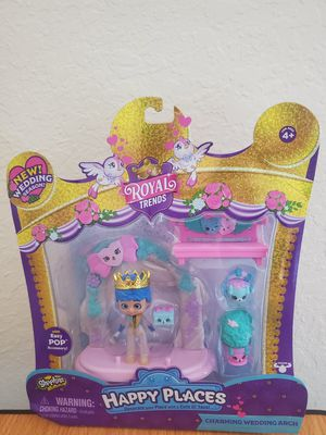 New in box..Shopkins happy places.. for Sale in Sarasota, FL