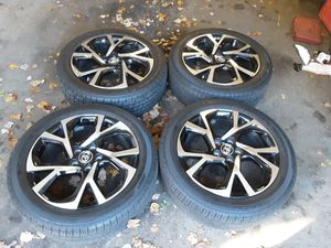 "2019 ,,18""((5x114.3))TOYOTA'S ((read post please) ) for Sale in Meriden, CT"