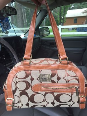 Tan Coach Bag Brand New for Sale in Chandler, TX