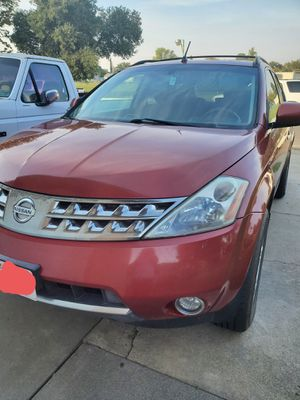 2007 Nissan Murano for Sale in Sacramento, CA