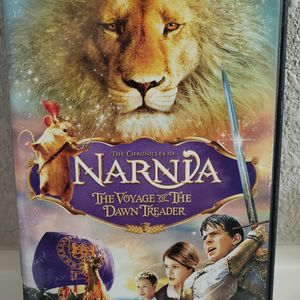 The Chronicles Of Narnia: The Voyage Of The Dawn Treader DVD for Sale in Sarasota, FL