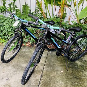 "Kent 26"" Northpoint Men's/Women's Mountain Bike, Black/Blue. $200 Each for Sale in Miami, FL"