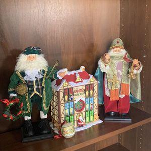 Christmas decor Set of 4 for Sale in Santa Ana, CA