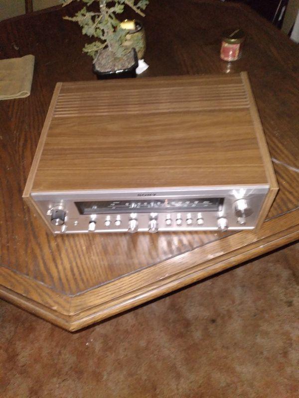 Stereo, audiophile, Sony STR 735 Stereo Receiver