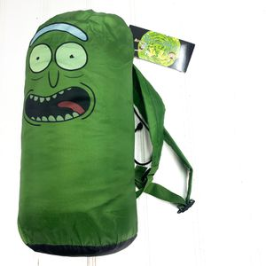 Rick And Morty Pickle Rick Sleeping Bag SDCC 2018 Exclusive. Adult Swim Green new with tags for Sale in Annandale, VA