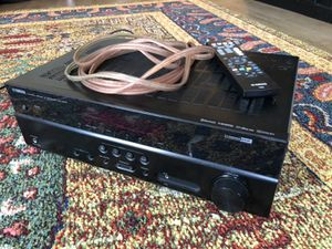 Yamaha Receiver, Polk Audio Bookshelf Speaker and Pioneer Subwoofer for Sale in San Diego, CA