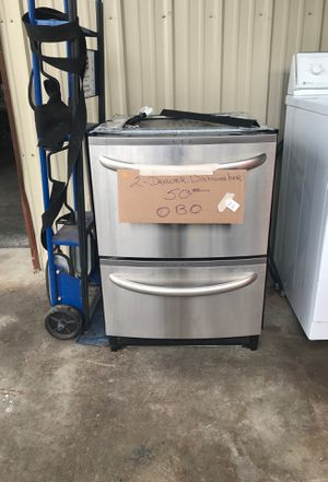 Two drawer dishwasher for Sale in Puyallup, WA