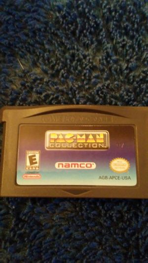 PAC-MAN Collection (Nintendo GameBoy Advance) Cartridge Only! for Sale in Lewisville, TX
