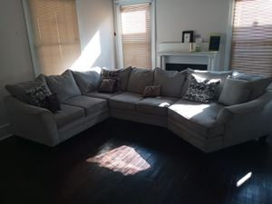 Peak Living 3 piece sectional sofa ( rarely used, like new ) for Sale in Macon, GA