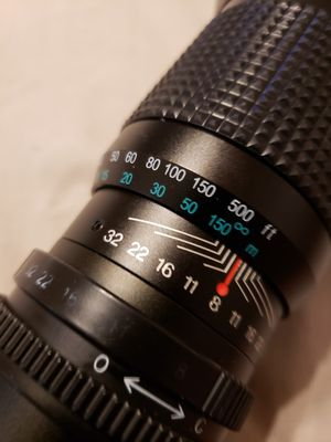 Opteka 500mm lens for Sale in Columbia, SC