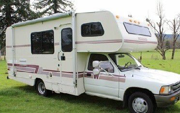 There is also plenty 1991 Toyota Winnebago Warrior 21 for Sale in Taylor,  MI