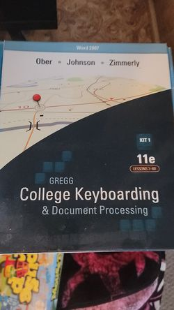 College keyboarding for Sale in San Jose,  CA