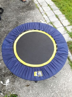 The JumpSport Fitness Trampolin for Sale in Fort Lauderdale, FL