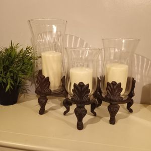 Home Interior Candle Holders for Sale in Bakersfield, CA