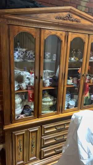 Antique cabinet (not including the inside) for Sale in Washington, DC