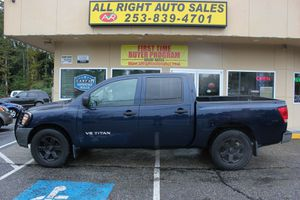 2008 Nissan Titan for Sale in Federal Way , WA