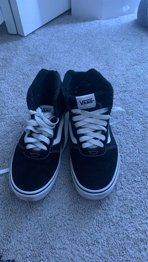Size 8.5 Men's Vans for Sale in Margate, FL