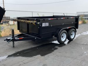 Dump Trailer 8x10x2 for Sale in Los Angeles, CA
