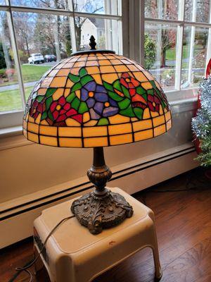 Tiffany Style Lamp Beautiful for Sale in Wayne, NJ