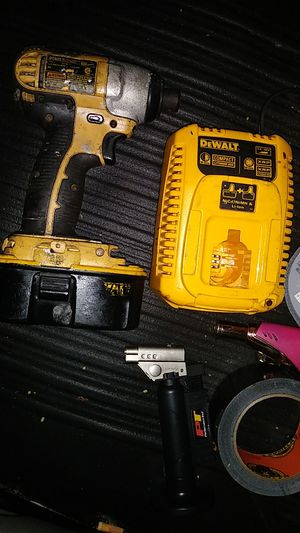 Dewalt 12v dc impact drill with battery charger for Sale in Morrisville, NC