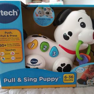 Vtech Pull & Sing Puppy! BRAND NEW!!! for Sale in Whittier, CA