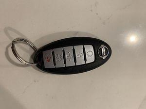 Nissan altima 2014 key for Sale in Port Richey, FL