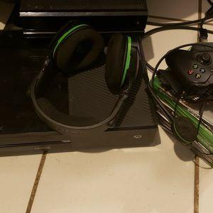 Xbox One 1tb Storage for Sale in Phoenix, AZ