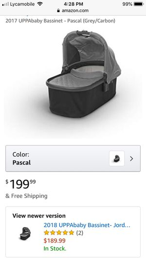 Uppababy basinet for Sale in Dublin, CA