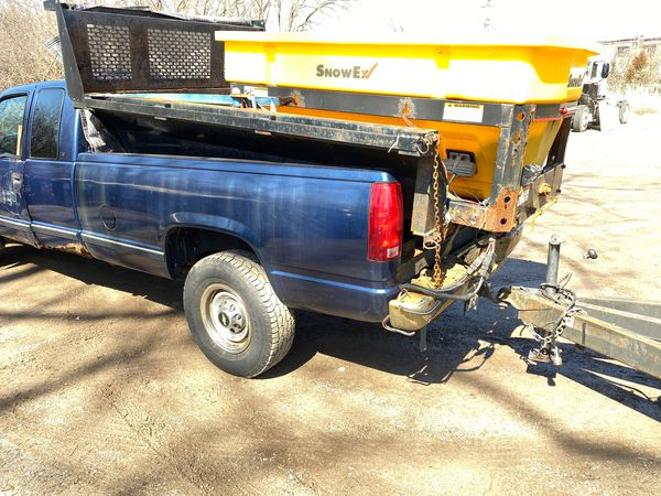2000 Chevy 2500 4x4
