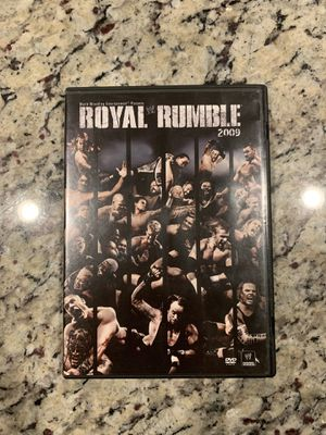 Royal Rumble 2009 for Sale in Humble, TX