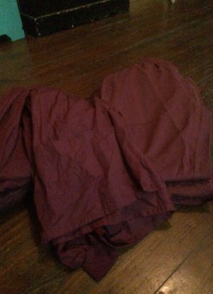 Wine colored scrubs for Sale in Charles Town, WV