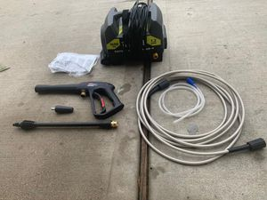 Use like new ryobi electric pressure washer 1600 psi 1.2 gpm for Sale in Porter, TX