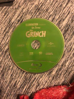 The grinch disk for Sale in Redlands, CA