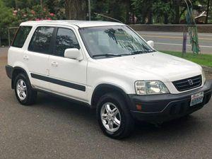 2001 Honda CR-V for Sale in Woodinville, WA