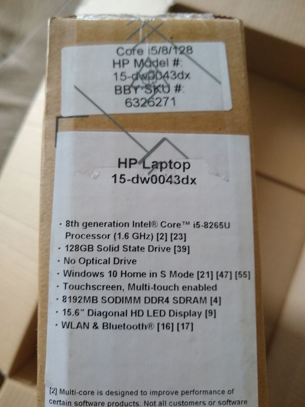 HP Touchscreen Laptop Brand New!!!