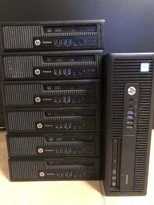 Lot of HP elite desktops for Sale in Orlando, FL