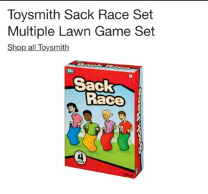 Sack Race Game for Sale in Acworth, GA