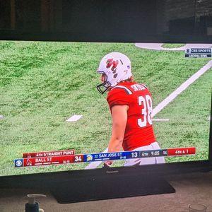 "65"" Panasonic Plasma TV for Sale in Marysville, WA"