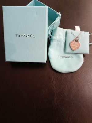 Tiffany necklace for Sale in Norco, CA
