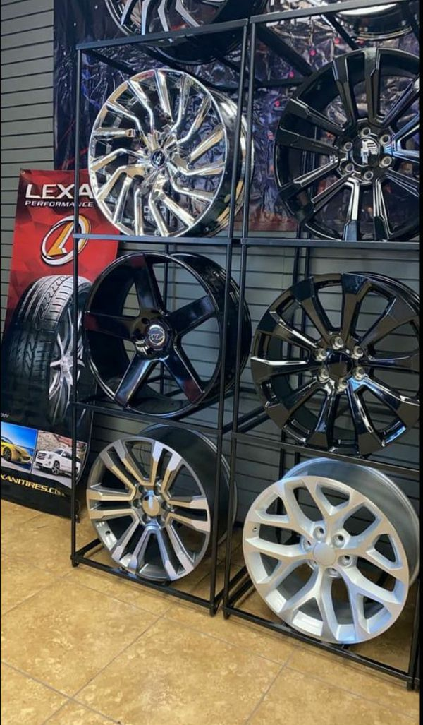 26x10 wheels and tires set 3053026