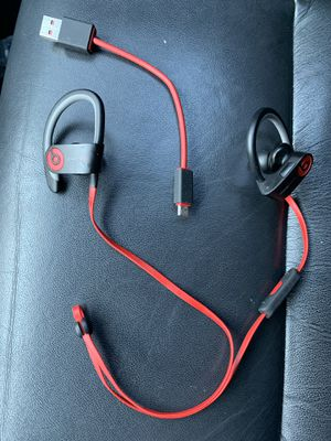Beats by Dre Wireless Powerbeats for Sale in Hampton, VA
